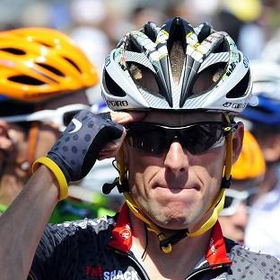 Lance Armstrong's interview on the Oprah Winfrey show will be shown on Thursday and Friday
