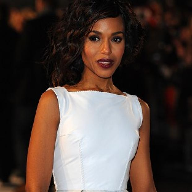 Kerry Washington said her male co-stars were like 'big brothers' on the set of Django Unchained
