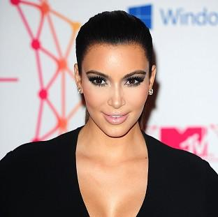 Kim Kardashian says she feared she would struggle to conceive