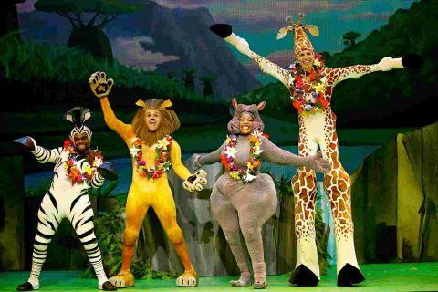 REVIEW: Madagascar Live