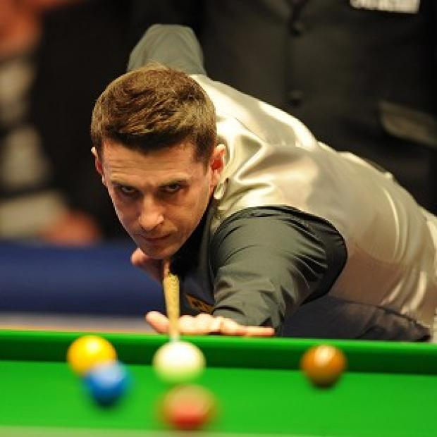 Mark Selby had to rally to ensure his spot in the final eight