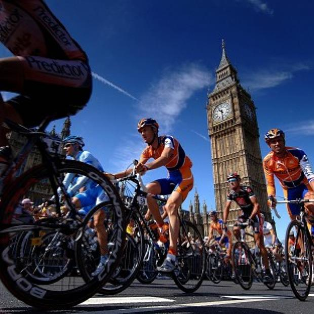 British cities will be hosting parts of the Tour de France next year