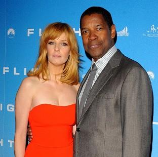 Kelly Reilly said it was an honour to work with Oscar-nominated Denzel Washington
