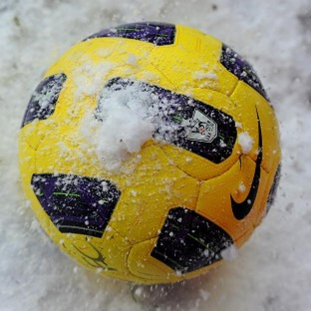 A host of Football League fixtures have been postponed this weekend