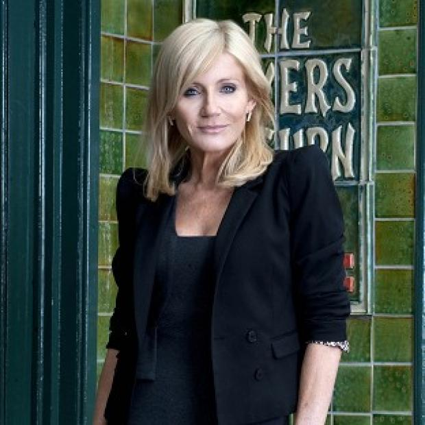 Michelle Collins was left shaken by an encounter with a gang of youths on public transport