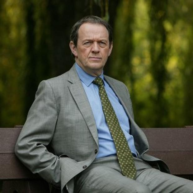 Kevin Whately said he's had a charmed life when it comes to acting