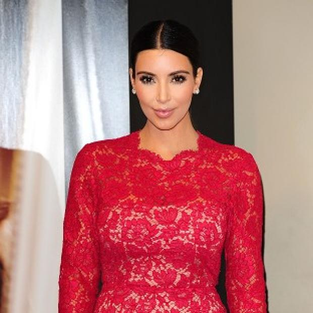 Kim Kardashian condemned a 'dangerous' hoax call at the family home in LA