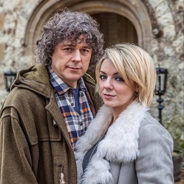 Alan Davies and Sheridan Smith star in a one-off special of whodunnit Jonathan Creek