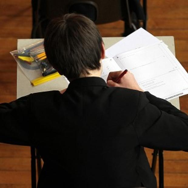 Students are being let down by their schools and colleges over A-level grades, it has been claimed