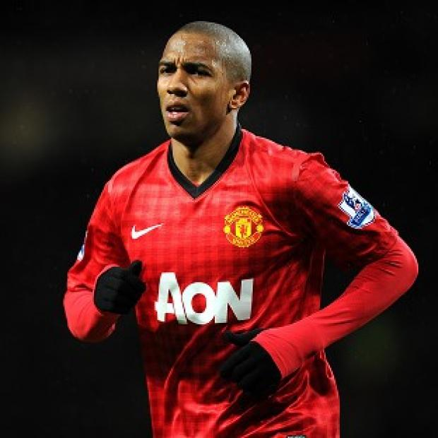 Ashley Young is closing in on a return to first-team action
