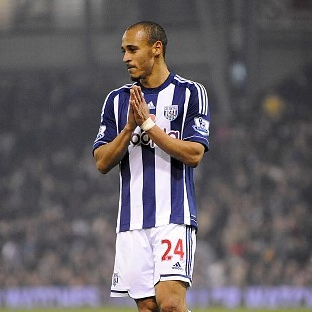 Peter Odemwingie appears determined to leave West Brom