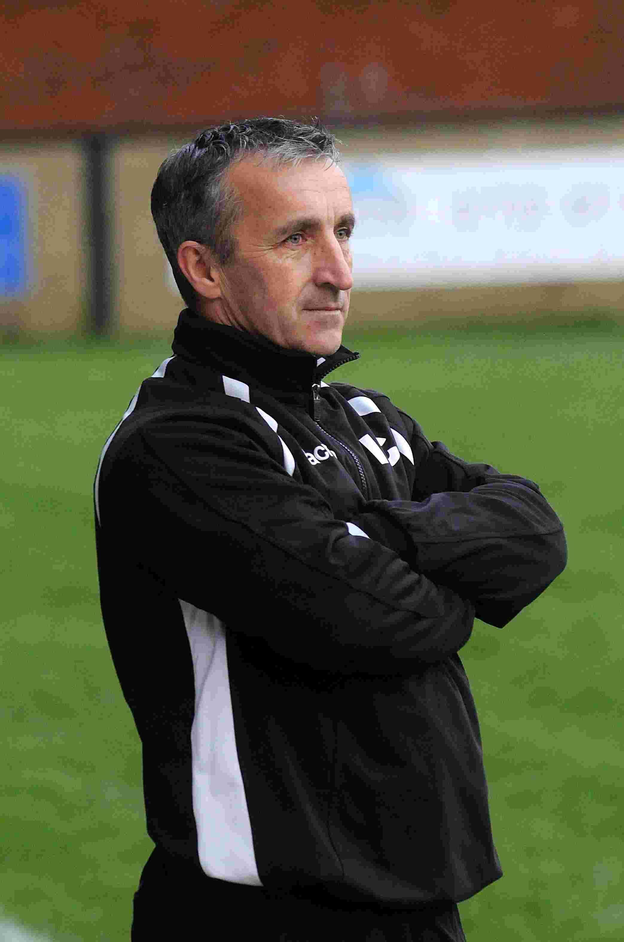 Bemerton boss Ian Chalk hopes to mastermind an FA Vase upset on Saturday.