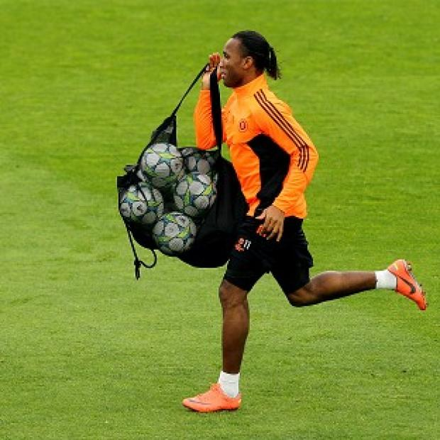 Didier Drogba has signed an 18-month deal with Galatasaray