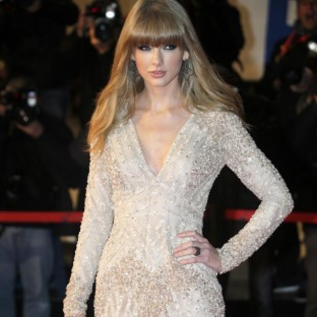American singer-songwriter Taylor Swift has been showing a more revealing side lately