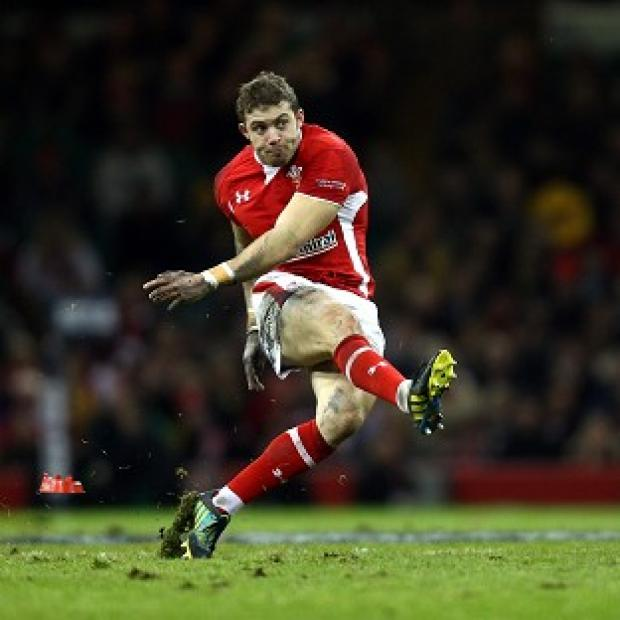 Leigh Halfpenny is gearing up for Wales' Six Nations opener