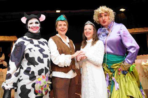 Jack and the Beanstalk in Tisbury