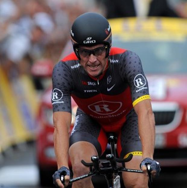 The UCI has come under fire for dropping an inquiry into the Lance Armstrong doping scandal