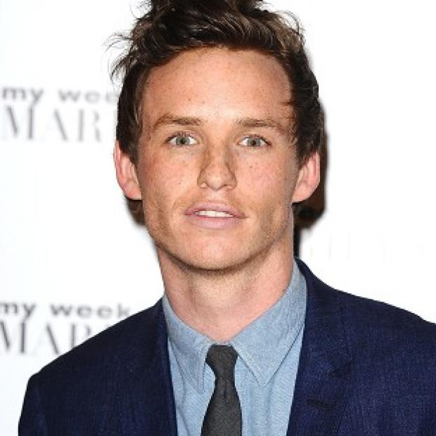 Eddie Redmayne appears on the Vanity Fair Hollywood cover