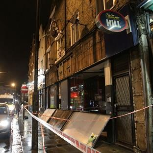 New Zealander Jacob Marx died on Monday when he was hit by a falling shop sign in Camden, north London