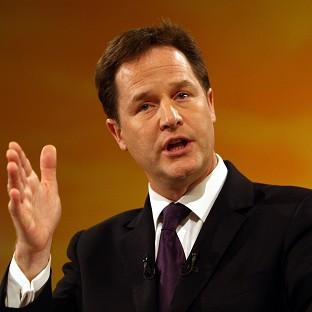 The 'catch-up premium' was first announced by Deputy Prime Minister Nick Clegg in September