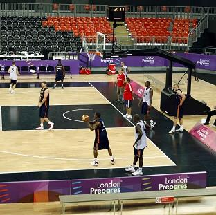 Basketball has been reconsidered for funding by UK Sport
