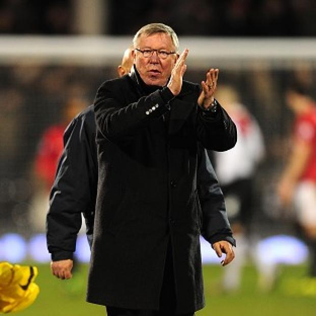 Sir Alex Ferguson's Manchester United are now 10 points ahead of Manchester City