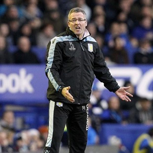 Paul Lambert has spoken of his disappointment in Aston Villa drawing 3-3 after being 3-1 up