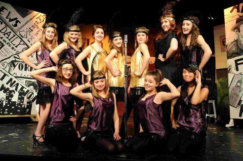 Bugsy Malone at Avon Valley College