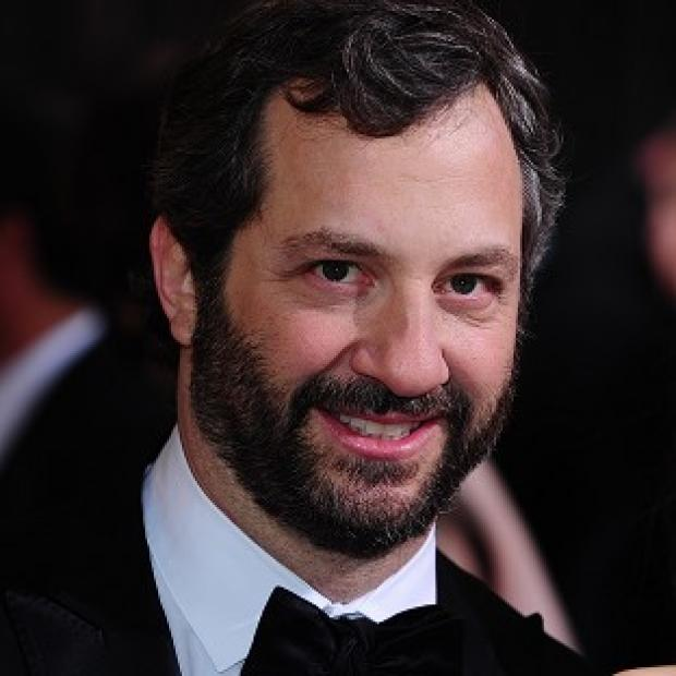 Judd Apatow thinks Lena Dunham is 'brilliant and hilarious'