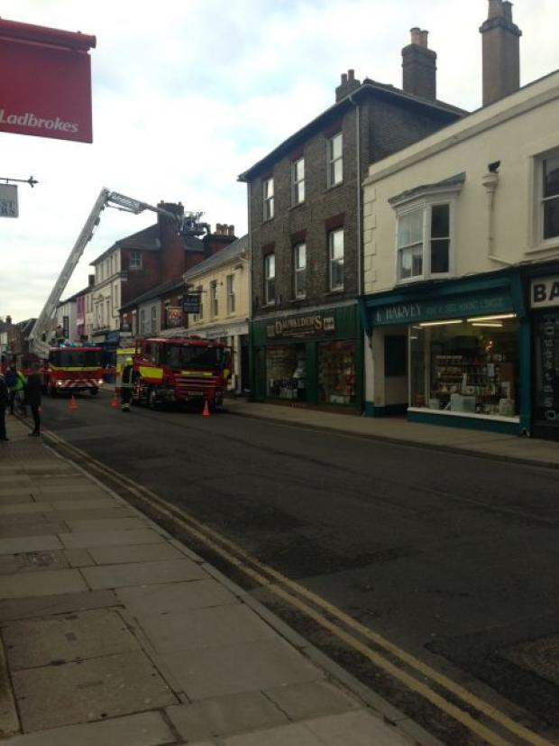 Fisherton Street closed