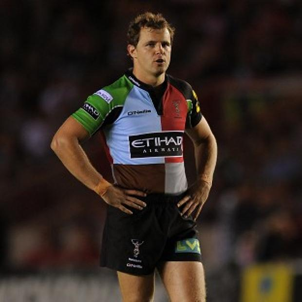 Nick Evans' miss proved costly for Harlequins