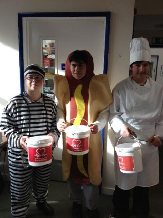 Fundraising success at Sarum Academy
