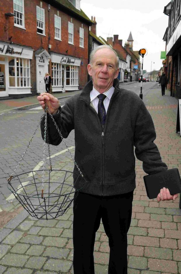 Bleak year ahead for Fordingbridge if no backer found for flowers