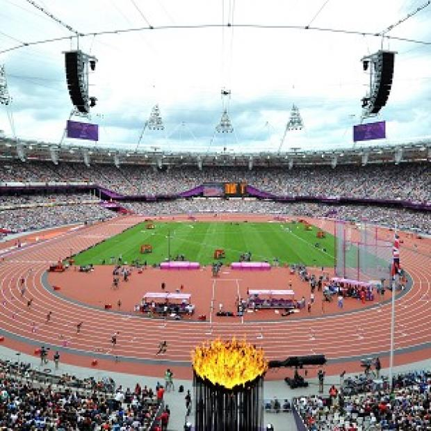 The London Anniversary Games will take place at the Olympic Stadium this July