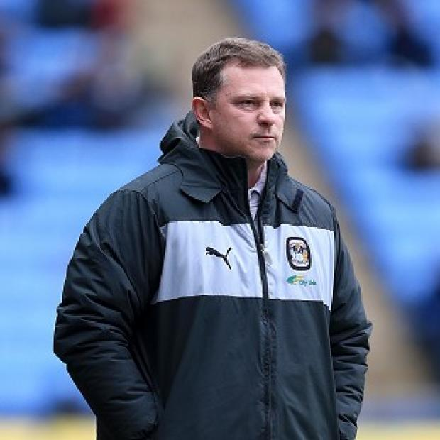 Mark Robins will take charge for Huddersfield's FA Cup clash on Sunday