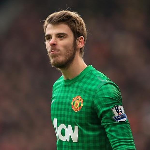 David de Gea made some vital saves against Real Madrid