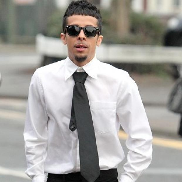 Dappy broke down in court after receiving a suspended sentence for assault