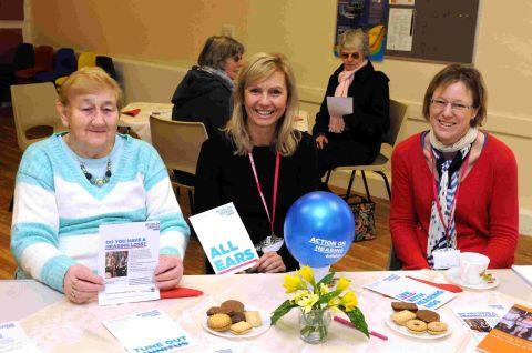 New club for people with hearing loss