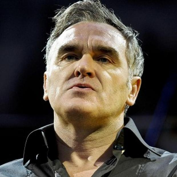 Morrissey will play the Los Angeles Staples Centre