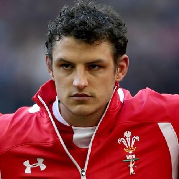Aaron Shingler is one of four Scarlets players released back to the region