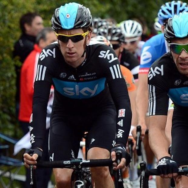 Salisbury Journal: Bradley Wiggins could be among those taking part in the Giro d'Italia in Ireland