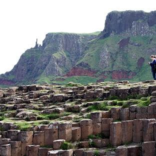A controversial golf course development near the Giant's Causeway in County Antrim has been given the go-ahead