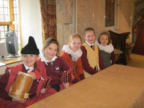 Leehurst pupils enjoy Romsey trip