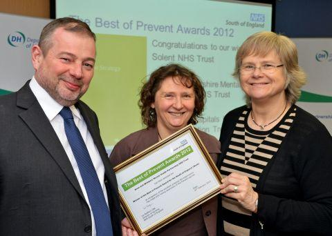 AWP gets Best of Prevent award