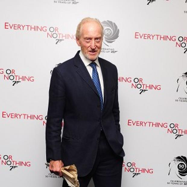 Charles Dance admitted he would have liked to have starred in Downton Abbey
