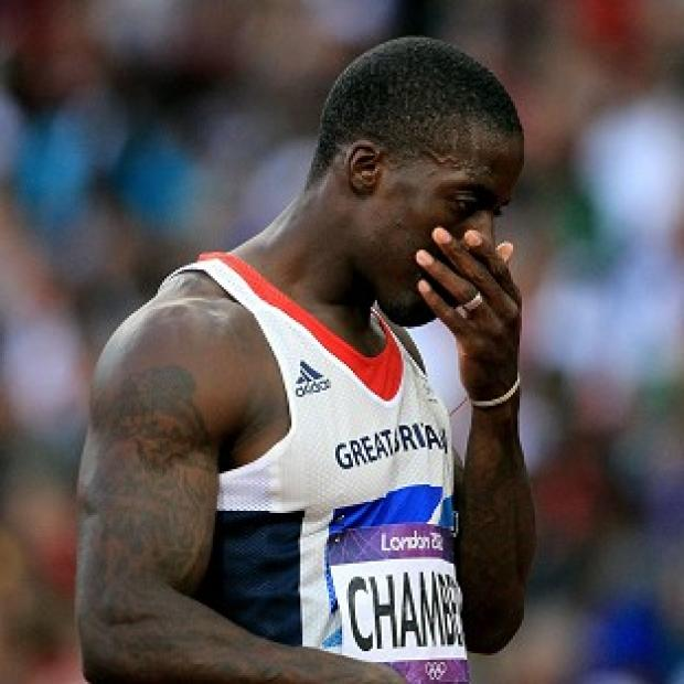 Dwain Chambers could not even secure a fastest loser spot in the final