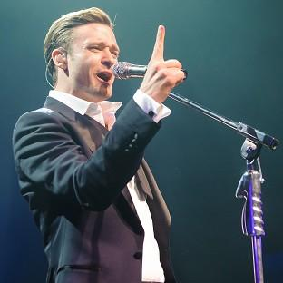 Justin Timberlake has reached Number One with his single Mirrors