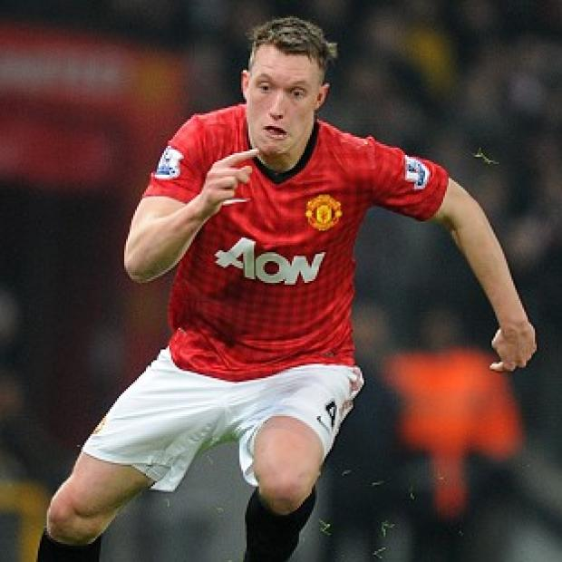 An ankle injury looks set to sideline Phil Jones against Real Madrid