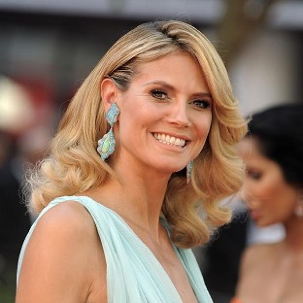 Heidi Klum will join fellow incoming judge Mel B this summer for America's Got Talent's eighth season (Jordan Strauss/Invision/AP)
