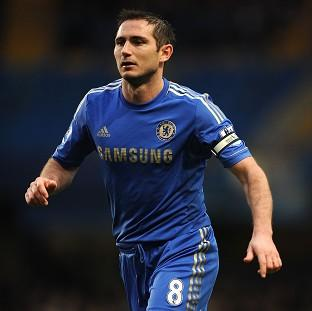 Frank Lampard's Chelsea contract expires at the end of the season